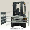 Tobacco carton clamp- hydraulic forklift clamp attachment