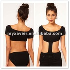 Body with Cut Out Sides fashion clothing ladies top latest design