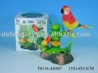 Flashing light&Sound conrol bird toys