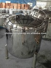 Stainless steel reflux pot still head with tank