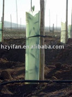 2012 new style hollow sheet made plastic tree guard(YF7201)