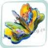 kids/children foam board book [2012 Nice-looking] Butterfly shaped