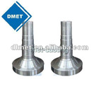 Open die steel forging parts