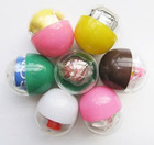 Capsule for capsuled toys