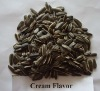 cream flavor roasted sunflower seeds