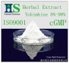 Yohimbe Extract by HPLC 8%-98%
