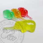 Sell well and new design animal shape for kids and adults IVY-JG079 fruit jelly pudding