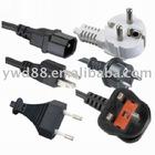 UL Power Supply Cord