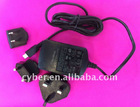 50pcs/lot phone Charger for BB charger for Blackberry with PE package wholesale
