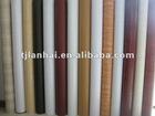 wooden grain PVC film