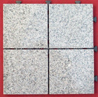 Royal White Granite Outdoor Patio Floor Tile