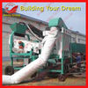 Vibrating Cleaning Sieve for Corn TQLZ180*200