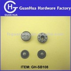 10mm Press stud Button
