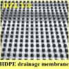 HDPE drainage membrane
