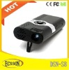 2012 New led mini pocket projector for business