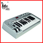 25 key USB MIDI keyboard controller