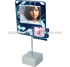 Mini PVC Photo Frame with Holder