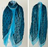 2013 ladies fashion new design summer popular LACE scarf S148