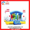 Popular outdoor playground jumping castle inflatable castle
