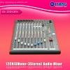 12CH (6Mono+3Stereo) Audio Mixer