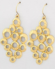2012 Alloy Gold Fashion Earring