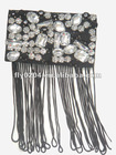 Wholesale Brooch Patch with Crystal and Tassel VBB0148
