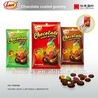 LARI Brand 10g Chocolate Coated Gummy Candy