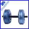 High quality water dumbbell adjustable dumbbell