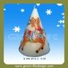 Christmas decorative candle