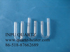 u sharp quartz glass tubing and u sharp small quartz tube