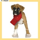 unique design Soft fleece with button fastener pet scarf(YXCAF-119263)