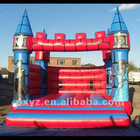 wizard inflatable castle BC-362