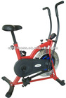 bodybuilding exercise bike with flywheel for home