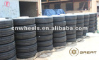 Aluminum/Steel Truck Wheels, Tires Assembled on Wheels, LINGLONG Tires