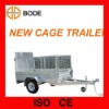 Cage Trailer Hot Dipped Galvanized (LT-131)
