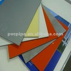 3mm antibacterial sheets alucobond aluminum composite panel