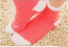 Girl soft micro-fibre socks