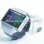 2012 The First Fashionable Smart Watch Phone With Android 2.2 OS