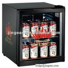 mini display refrigerator,showcase,display cooler,beverage cooler