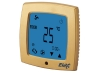 High-sensitivity Touch Screen Thermostat (Golden)