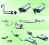 Auto Exhaust Muffler, Universal Muffler, Car Muffler