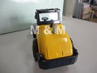 yello and black zinc alloy road roller model SR20M