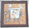 square glass photo frame