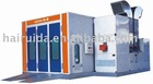 spray booth 8m
