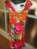 classic knitting dress
