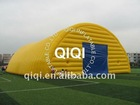 Inflatable Yellowl Marquee Dome Tent
