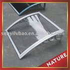 polycarbonate awning,canopy for project
