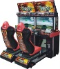 Popular, attractive and hot sale arcade video shooting game machine