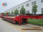 3 axles Container transport semitrailer