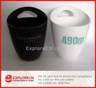 Promotional cooler holder plastic